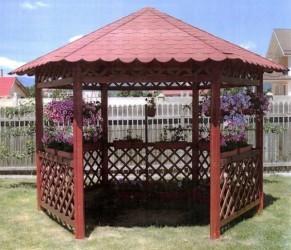 3-foisor-pavilion-hexagonal-Daf-magazin-Dedeman